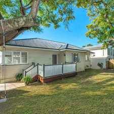 Rental info for Renovated Home in Great Location in the Brisbane area