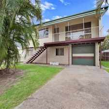 Rental info for Large high set four bedroom home in Redcliffe.