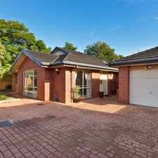 Rental info for LOCATE TO ONE OF THE BEST STREETS IN EPPING - DEPOSIT TAKEN