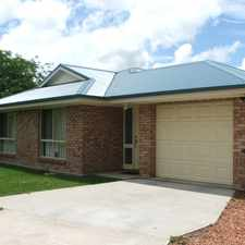 Rental info for Stylish Town House in the Armidale area
