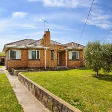 Rental info for Immaculate 2 bedroom home! in the Bentleigh area