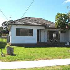 Rental info for 3 BEDROOM HOME PLUS GRANNY FLAT in the Granville area