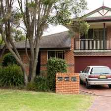 Rental info for Glenbrook Townhouse in the Kiama area