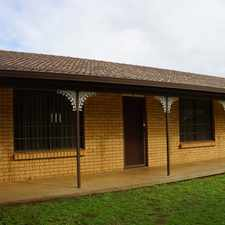 Rental info for Leafy Location in the Dubbo area