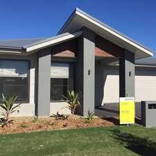 Rental info for Beautiful Brand New Family Home In Great Area in the Brisbane area