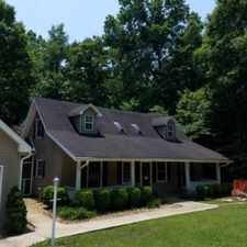 Rental info for Nice Country Living House with an in ground salt water pool