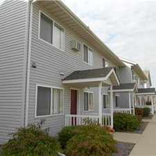 Rental info for German Heights Town Homes $595-$685