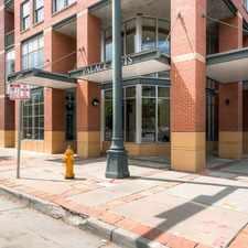 Rental info for 1499 Blake Street #8J in the Auraria area