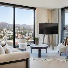 Rental info for Hollywood Proper Residences in the Hollywood Studio District area