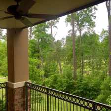 Rental info for Chenal Woods Condos