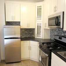 Rental info for 102 Convent