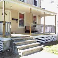 Rental info for Newly Renovated, Spacious 1st Floor 3 bedroom Apt. in the Garfield area