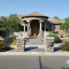 Rental info for $3975 5 bedroom House in Chandler Area