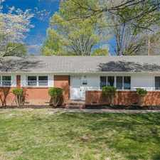 Rental info for Updated 3br/2ba Home in Charlotte!