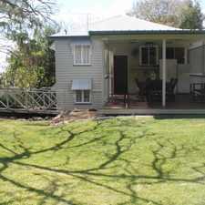 Rental info for POSTCARD PERFECT ON CORNER POSITION !! in the Brisbane area