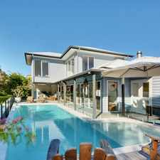 Rental info for Beach Front Home - Available Furnished or Unfurnished in the Warana area