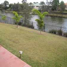 Rental info for 3 BEDROOM HOME ON THE WATER in the Burleigh Waters area