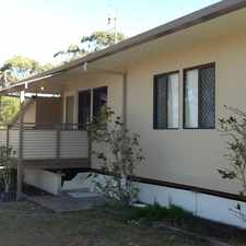 Rental info for GREAT LOCATION, CLOSE TO SCHOOLS AND WALKING/BIKE TRACKS! in the Hervey Bay area