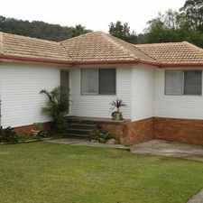 Rental info for 1 Diana Street, East Gosford in the East Gosford area