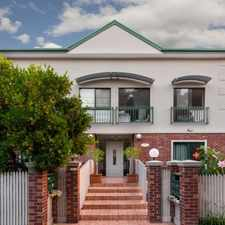 Rental info for WELCOME HOME - WALK TO THE STATION in the Melbourne area