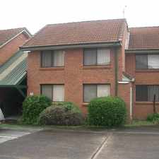 Rental info for Ground floor unit in the Wollongong area