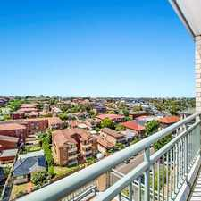 Rental info for Top Floor Three Bedroom Apartment With Views in the Kingsford area