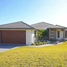 Rental info for AMAZING HOME WITH ALL THE BELLS & WHISTLES - BREAK LEASE - PRICE REDUCTION. in the Wondunna area