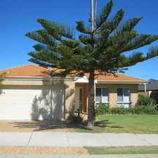 Rental info for UNDER APPLICATION!! in the Mindarie area