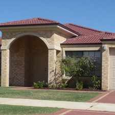 Rental info for UNDER APPLICATION!!!!! in the Perth area