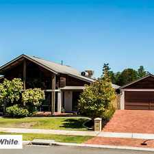 Rental info for A RARE FIND... in the Perth area