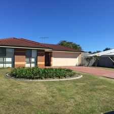 Rental info for RENOVATED & READY FAMILY HOME in the Parmelia area