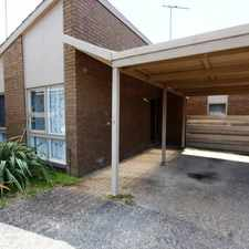 Rental info for central 2 bedroom unit! in the Geelong area