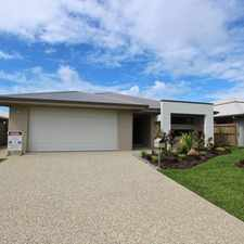 Rental info for Executive 4 Bedroom Home *Break Lease* in the Cairns area