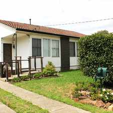Rental info for 3 BEDROOM HOME in the Melbourne area