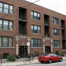 Rental info for 1018 E. 54th Street