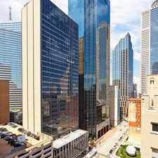 Rental info for LTV Tower in the Dallas area