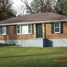 Rental info for 2854 McAfee Road