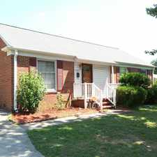 Rental info for 1707 Oberlin Drive