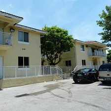 Rental info for 2185 Northwest 16th Terrace #8 in the Allapattah area