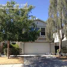 Rental info for 13434 W. Rovey Ave