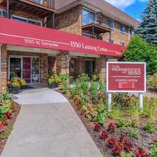 Rental info for Residences at 1550 in the Elk Grove Village area