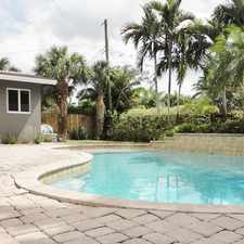 Rental info for NW 7th Ave & NW 29th St in the Oakland Park area