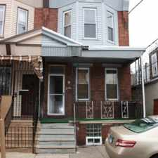 Rental info for 3bm, 1bth Professionally maintained. Refrigerator, Range, Washer, Dryer in the Philadelphia area