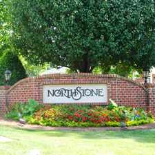 Rental info for Northstone Apartments in the Raleigh area