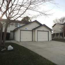 Rental info for SPACIOUS 2 STORY TOWNHOME