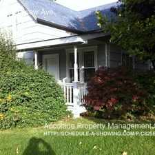 Rental info for 2415 Summitview Ave