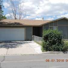 Rental info for House for rent in Fernley.