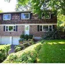 Rental info for Real Estate For Sale - Four BR, 2 1/Two BA Colonial in the Huntington area