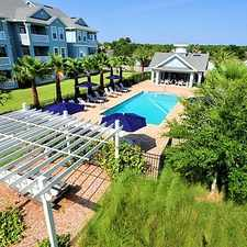 Rental info for Villas at Dames Point Crossing in the Arlington Hills area