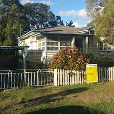 Rental info for 2 BEDROOM PLUS SLEEPOUT LOWSET IN FANTASTIC LOCATION